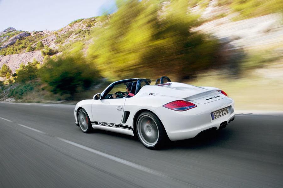 2011 Porsche Boxster Photo 4 of 20