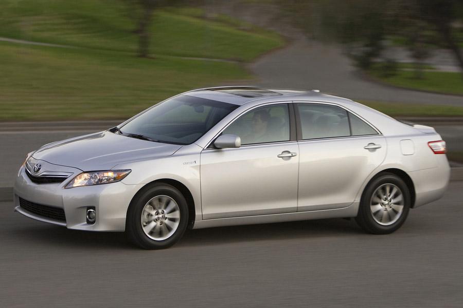 2011 Toyota Camry Hybrid Photo 3 of 20