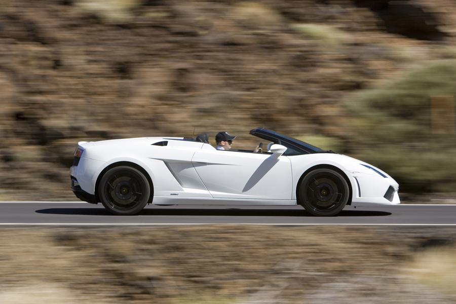 2010 Lamborghini Gallardo Photo 5 of 20