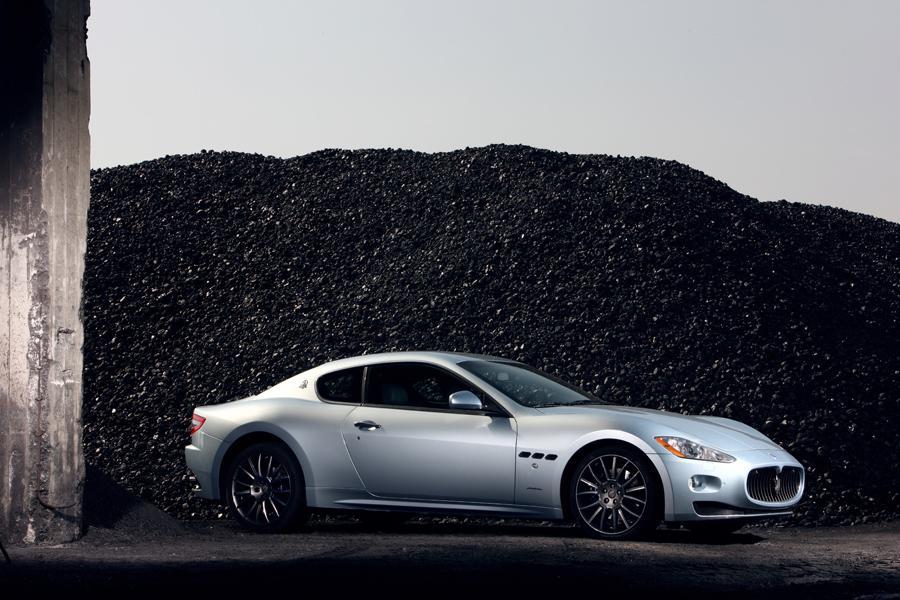 2010 Maserati GranTurismo Photo 4 of 21
