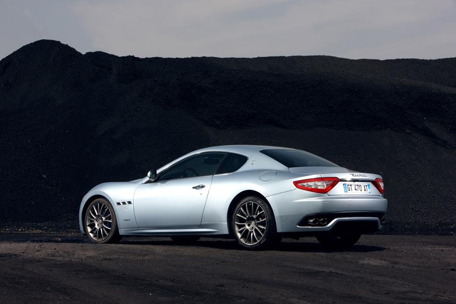 2010 Maserati GranTurismo Photo 6 of 21