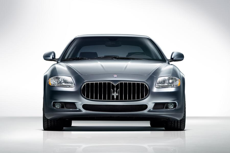2010 Maserati Quattroporte Photo 4 of 20
