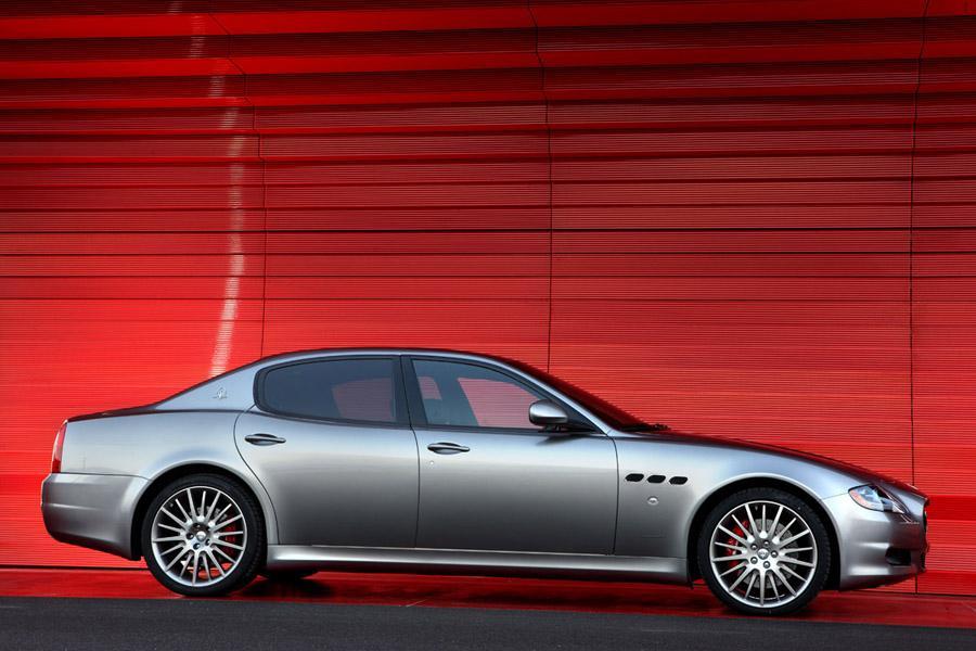 2010 Maserati Quattroporte Specs Pictures Trims Colors