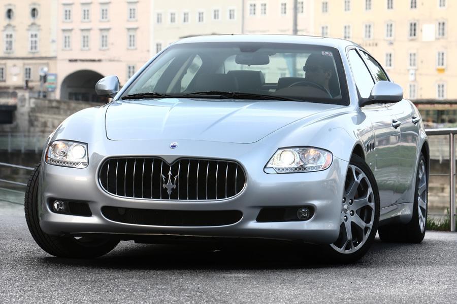 2010 Maserati Quattroporte Specs, Price, MPG & Reviews ...