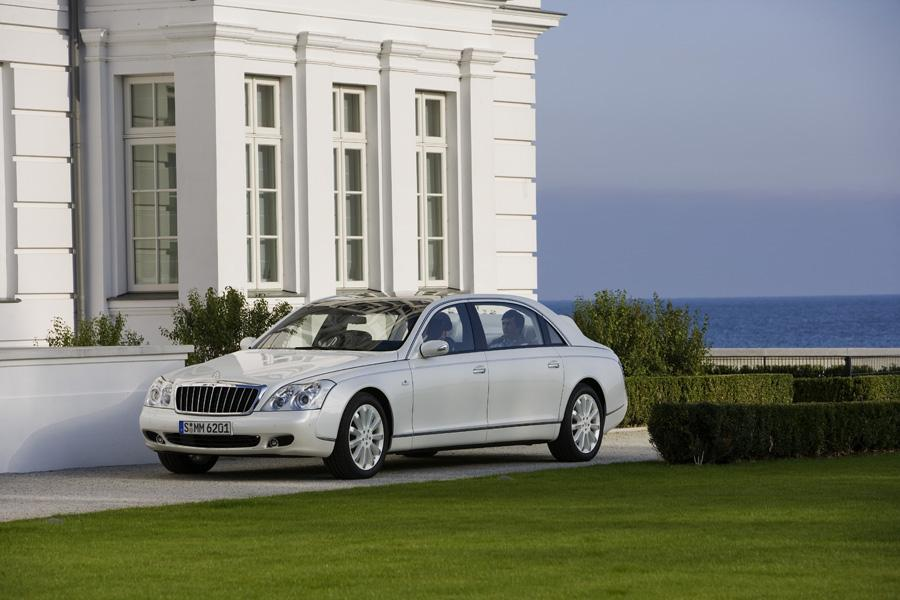 2010 Maybach Landaulet Photo 1 of 20