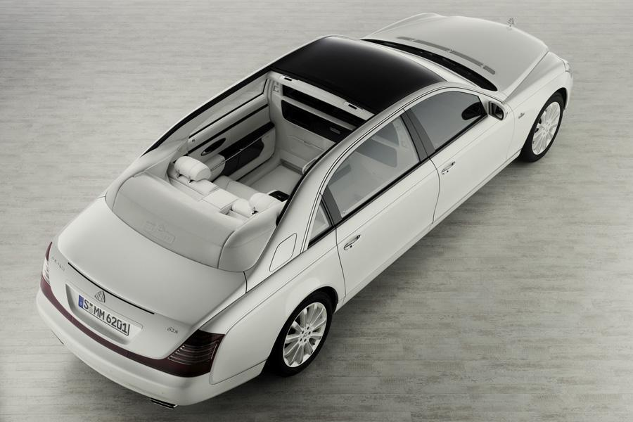 2010 Maybach Landaulet Photo 3 of 20