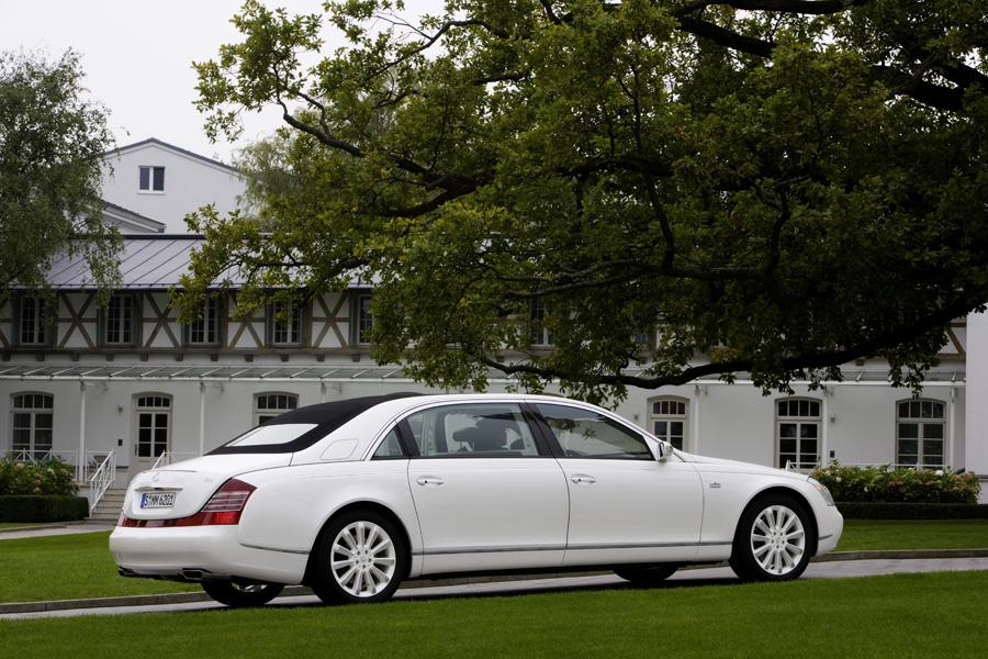 2010 Maybach Landaulet Photo 5 of 20