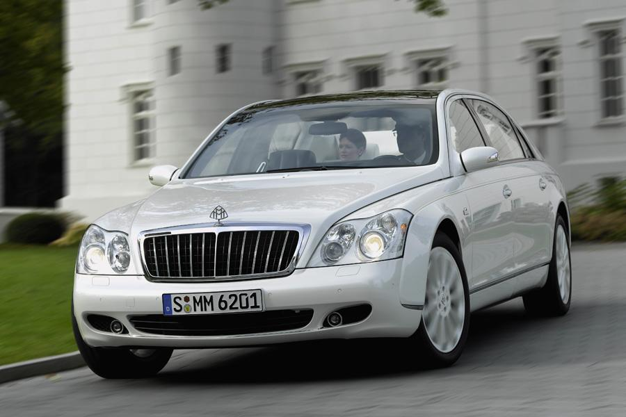 2010 Maybach Landaulet Photo 6 of 20