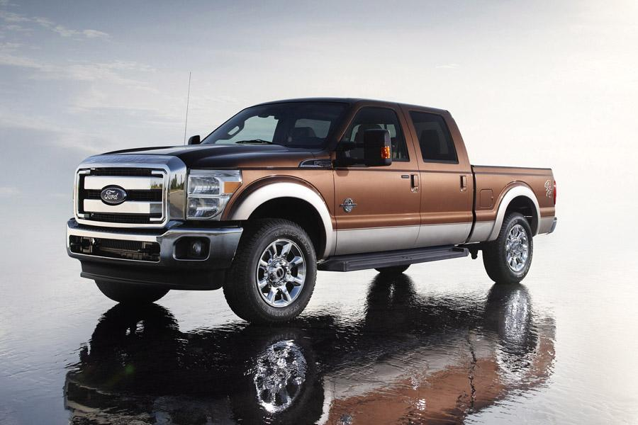 2011 Ford F-250 Photo 1 of 20