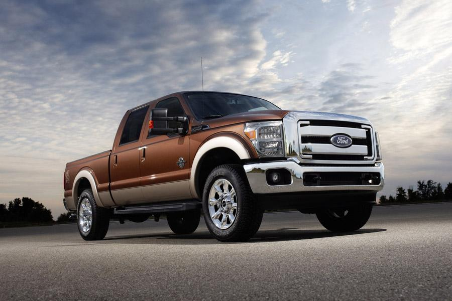 2005 Ford F150 Lariat >> 2011 Ford F250 Reviews, Specs and Prices | Cars.com