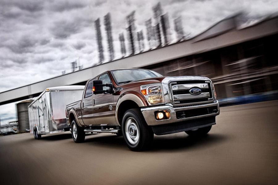 2011 Ford F-350 Photo 2 of 20