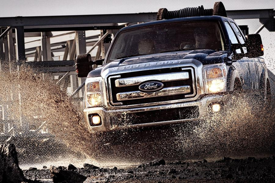 2011 Ford F-350 Photo 4 of 20