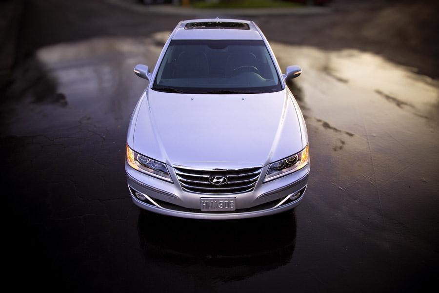 2011 Hyundai Azera Photo 3 of 20