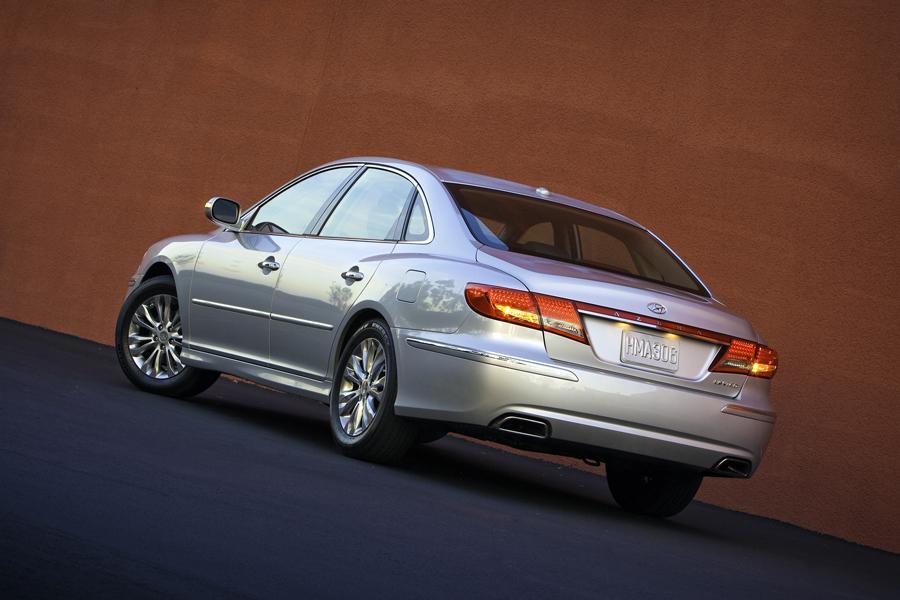 2011 Hyundai Azera Photo 5 of 20