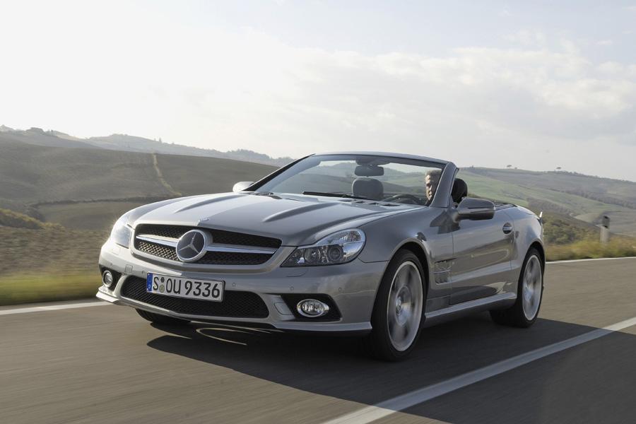 2011 Mercedes-Benz SL-Class Photo 3 of 20