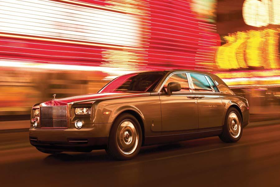 2010 Rolls-Royce Phantom Coupe Photo 3 of 21