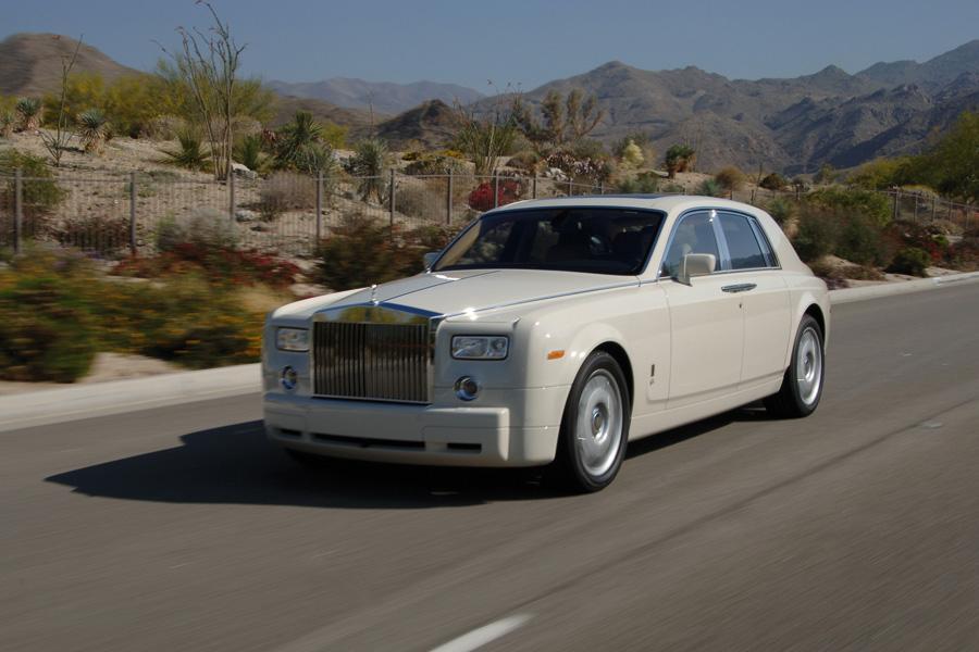 2010 Rolls-Royce Phantom Coupe Photo 4 of 21