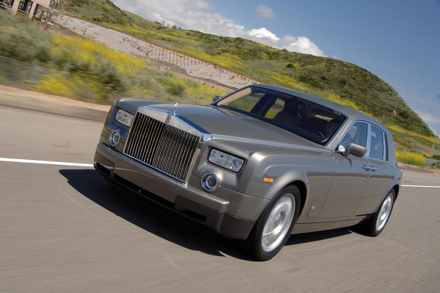2010 Rolls-Royce Phantom Coupe Photo 5 of 21