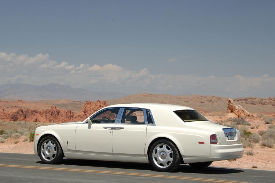 2010 Rolls-Royce Phantom Coupe Photo 6 of 21