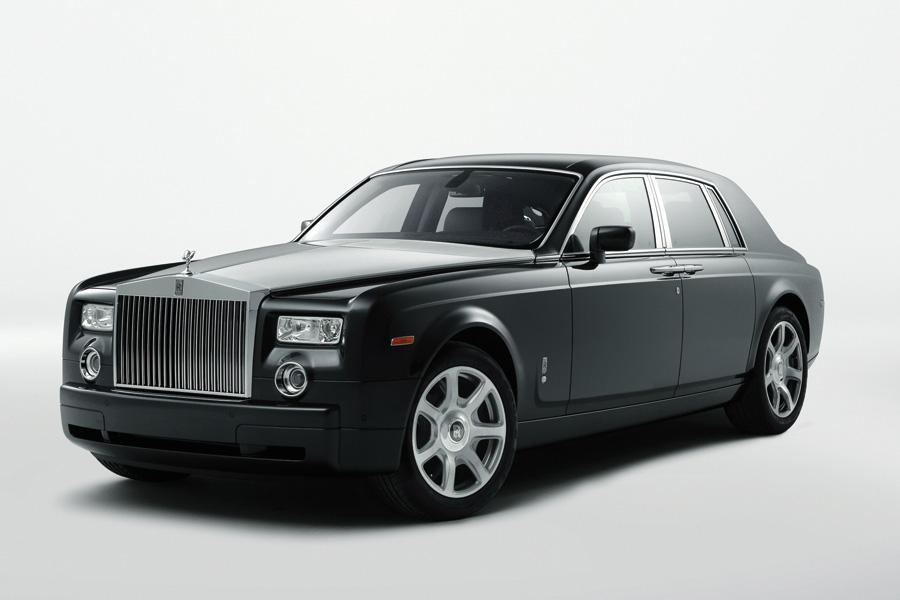 2010 Rolls-Royce Phantom Coupe Photo 1 of 21