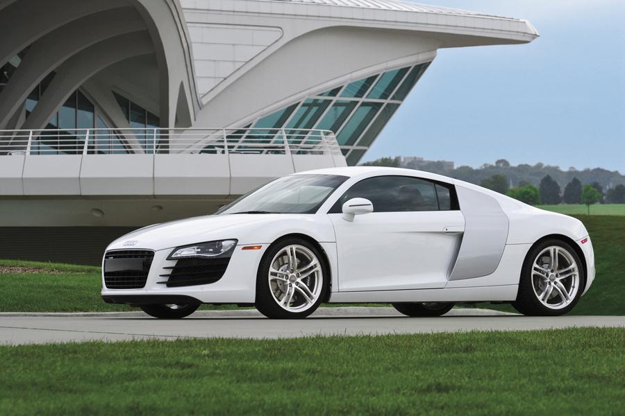 2011 Audi R8 Photo 1 of 20