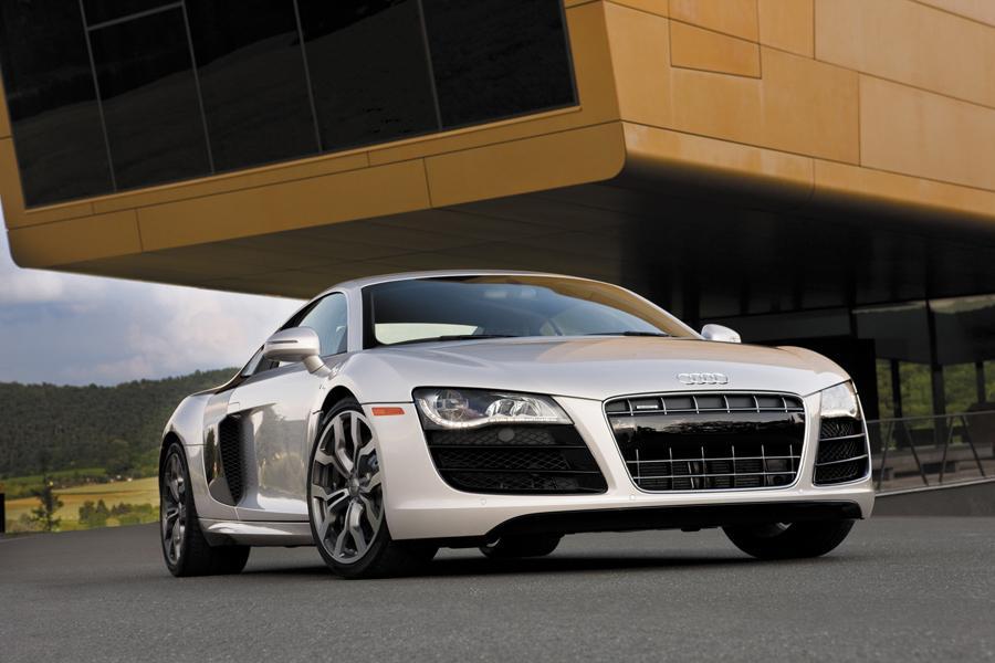 2011 Audi R8 Photo 4 of 20
