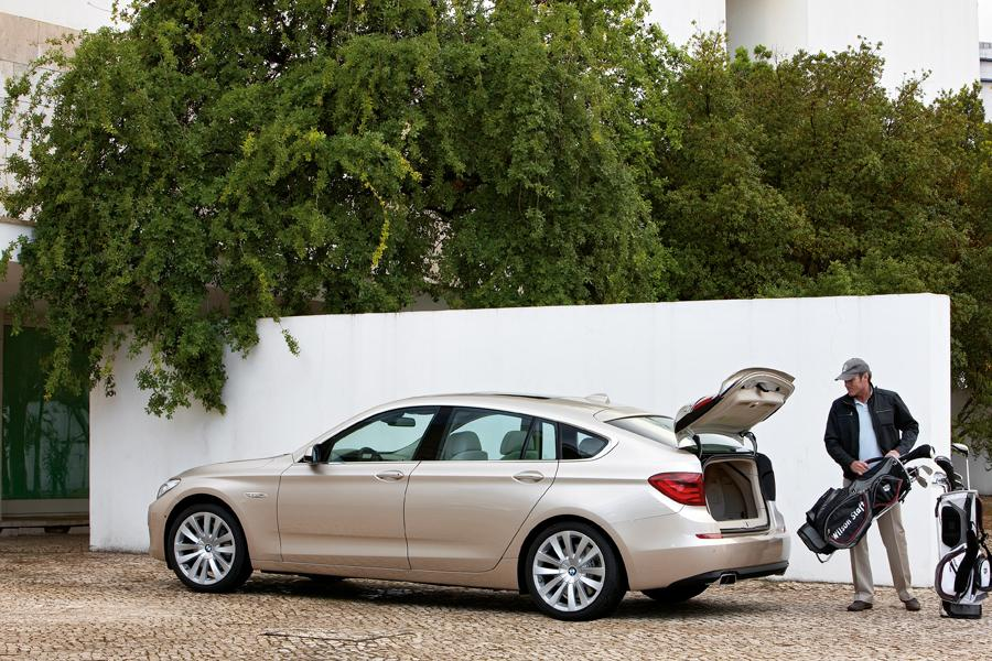 2011 BMW 550 Gran Turismo Photo 2 of 24