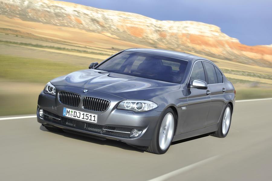 2011 BMW 550 Photo 3 of 16