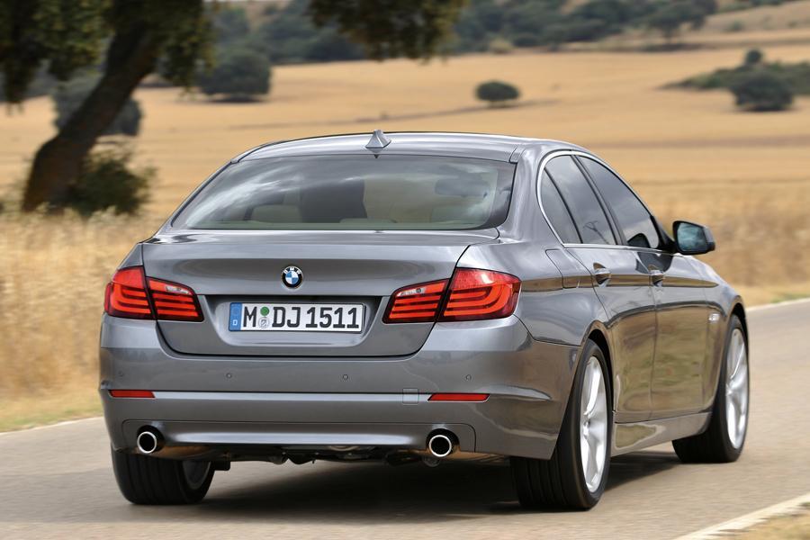 2011 BMW 550 Photo 4 of 16