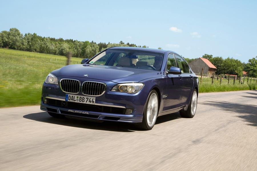 2011 BMW ALPINA B7 Photo 4 of 20