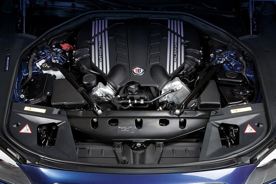 2011 BMW ALPINA B7 Photo 6 of 20