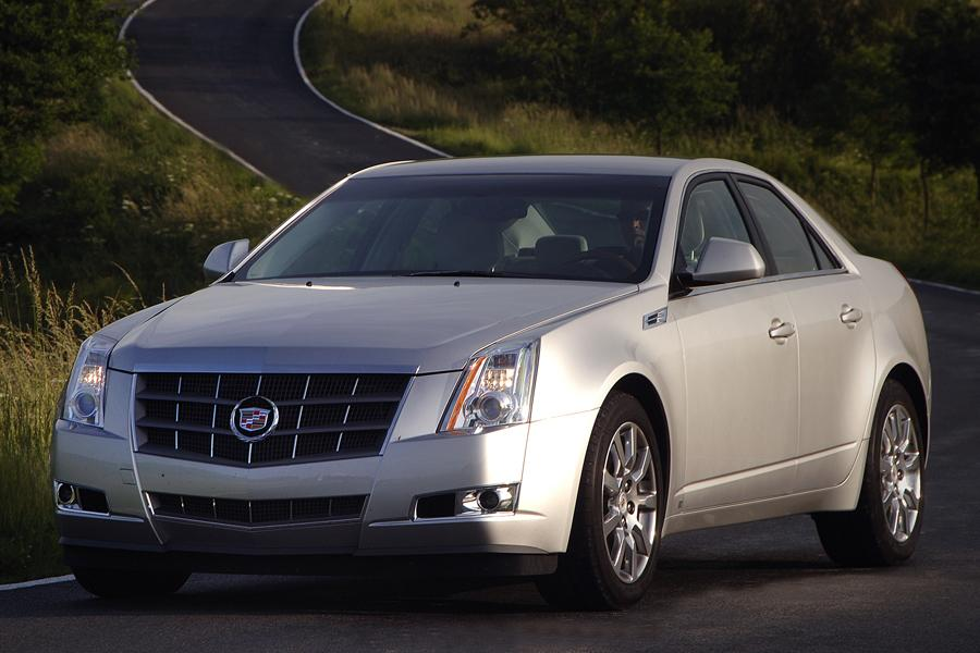 2011 Cadillac CTS Photo 1 of 20