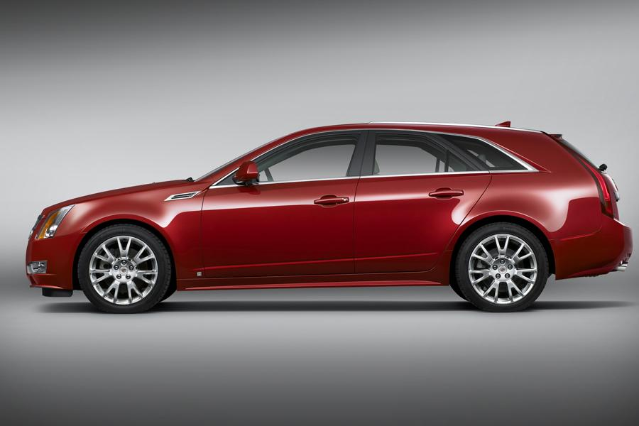 2011 Cadillac CTS Photo 4 of 20