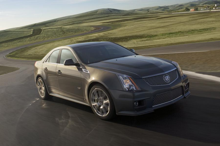 2011 Cadillac CTS Photo 5 of 20