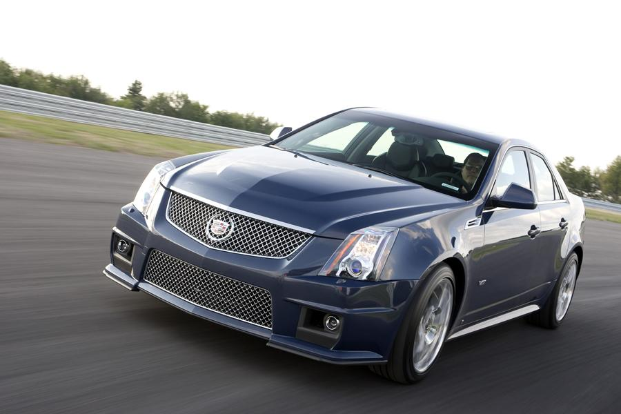 2011 Cadillac CTS Photo 6 of 20