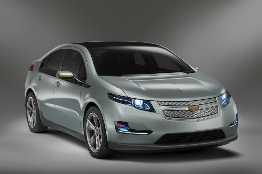 2011 Chevrolet Volt Photo 3 of 20
