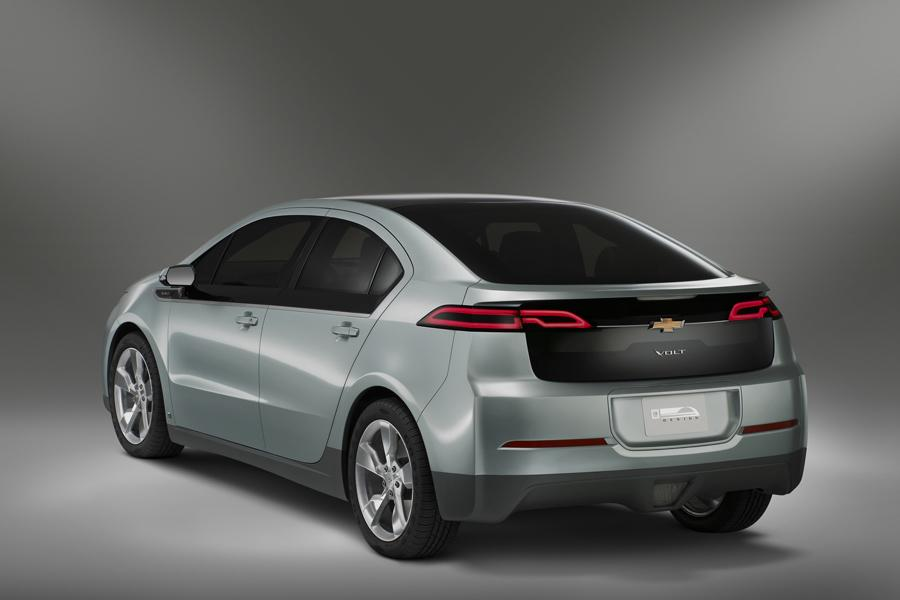 2011 Chevrolet Volt Photo 4 of 20