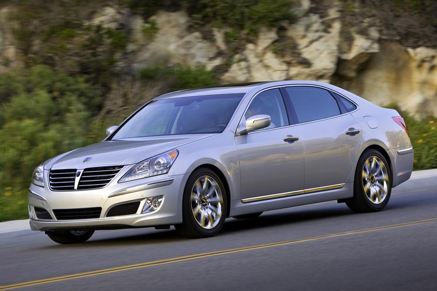 2011 Hyundai Equus Photo 1 of 20