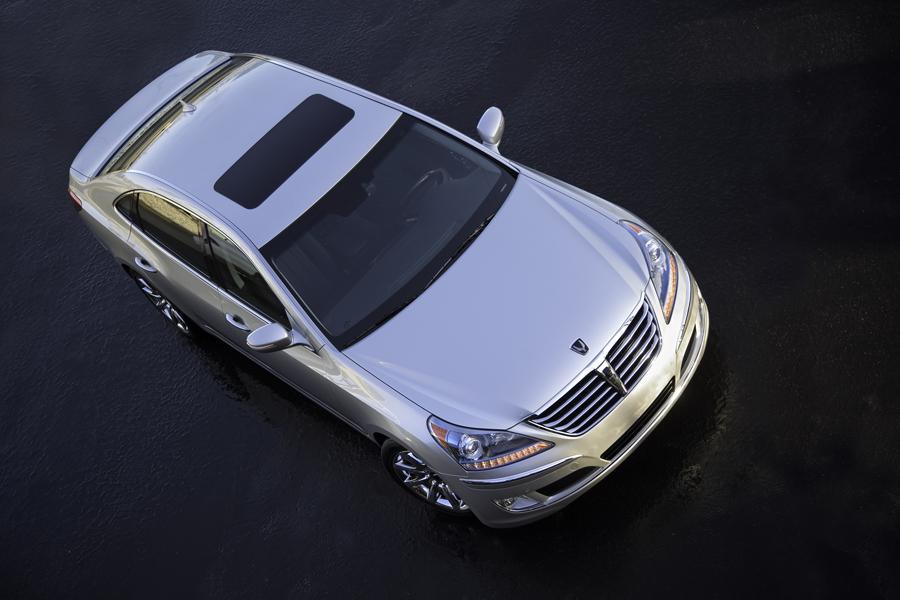 2011 Hyundai Equus Photo 5 of 20