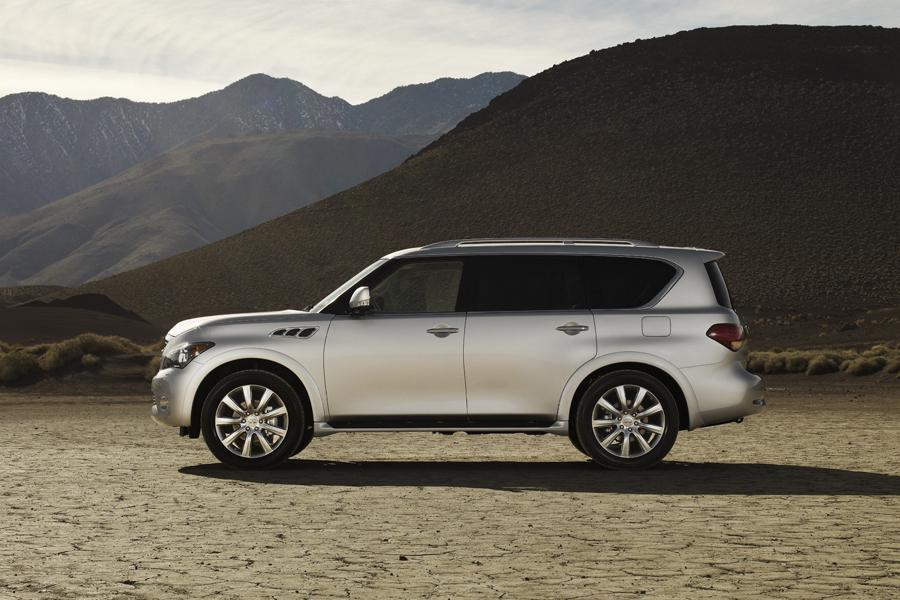 2011 INFINITI QX56 Reviews, Specs and Prices | Cars.com