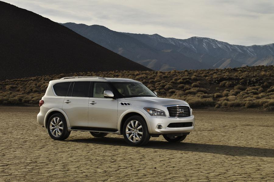 2011 INFINITI QX56 Reviews, Specs and Prices | Cars.com