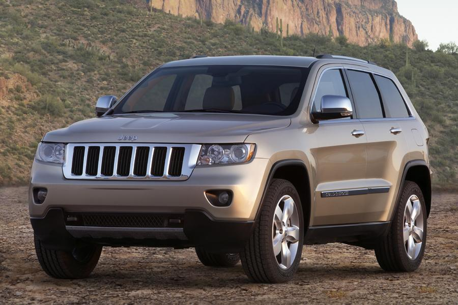 2011 Jeep Grand Cherokee Photo 1 of 20