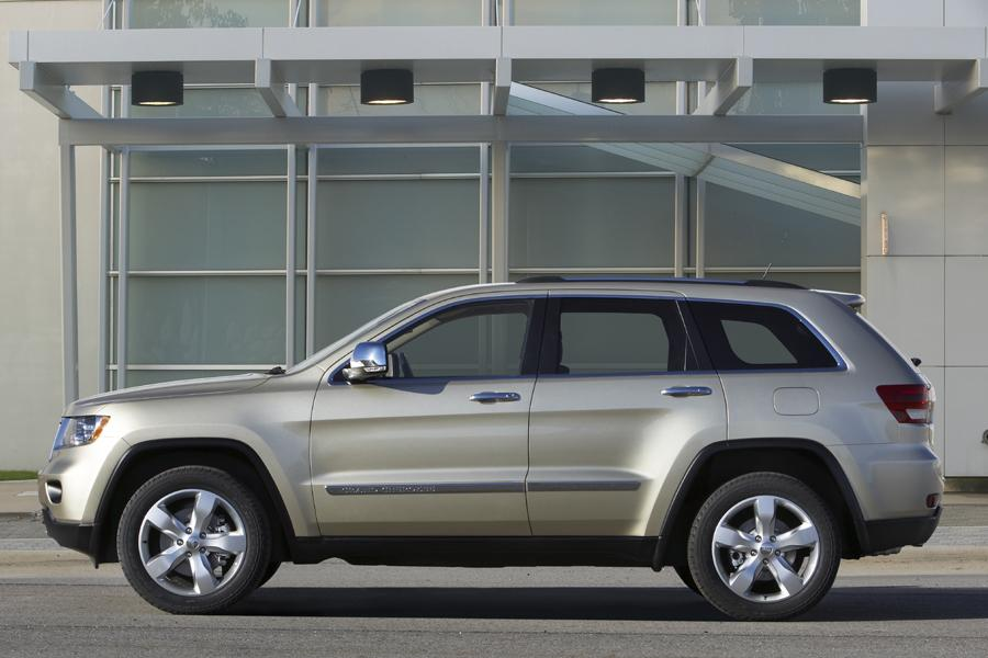 2011 Jeep Grand Cherokee Photo 5 of 20