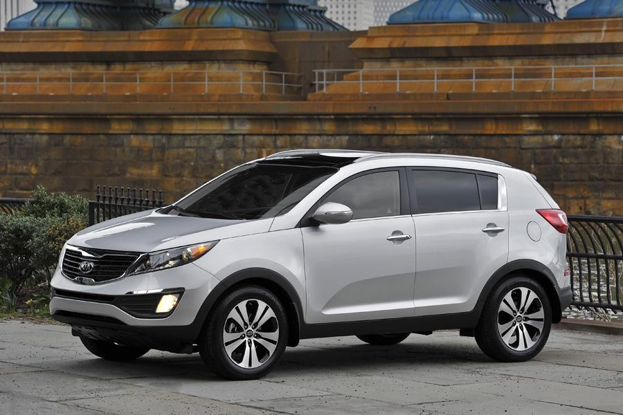2011 Kia Sportage Specs, Pictures, Trims, Colors