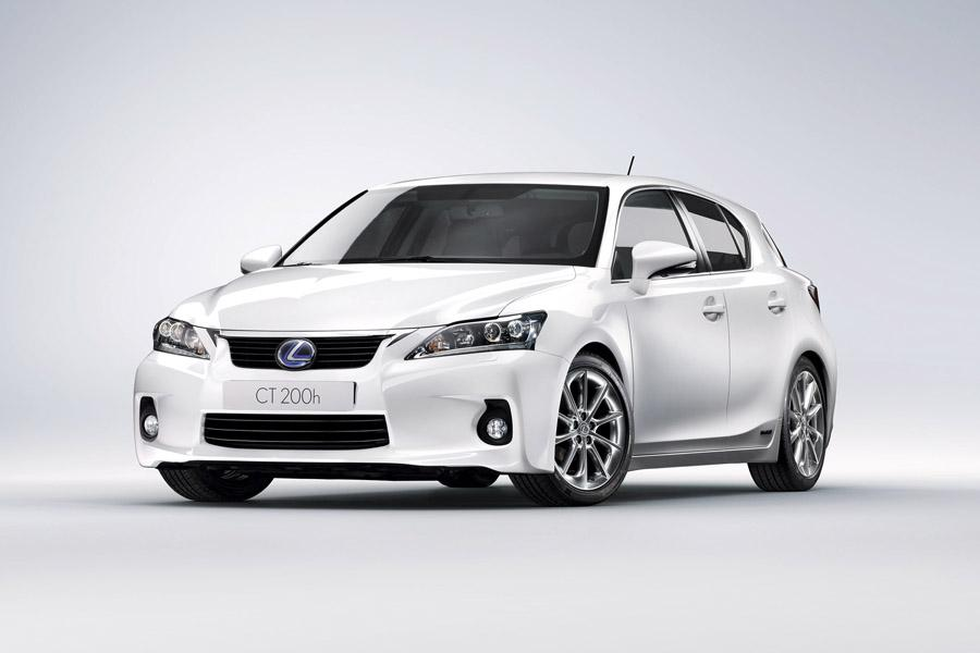 2011 Lexus CT 200h Photo 1 of 20