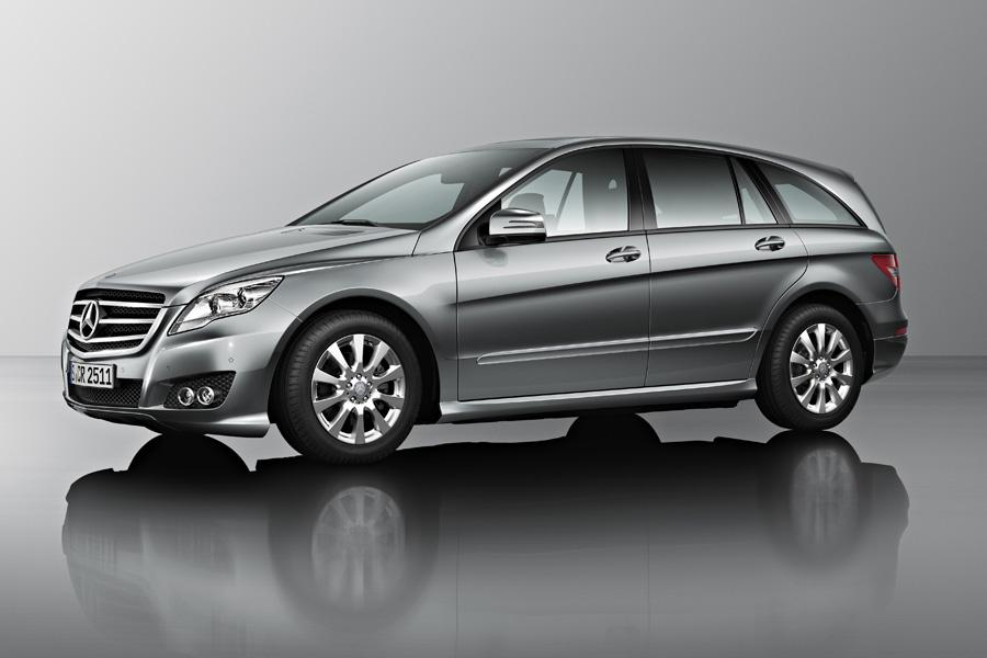 2011 Mercedes Benz R Class Overview