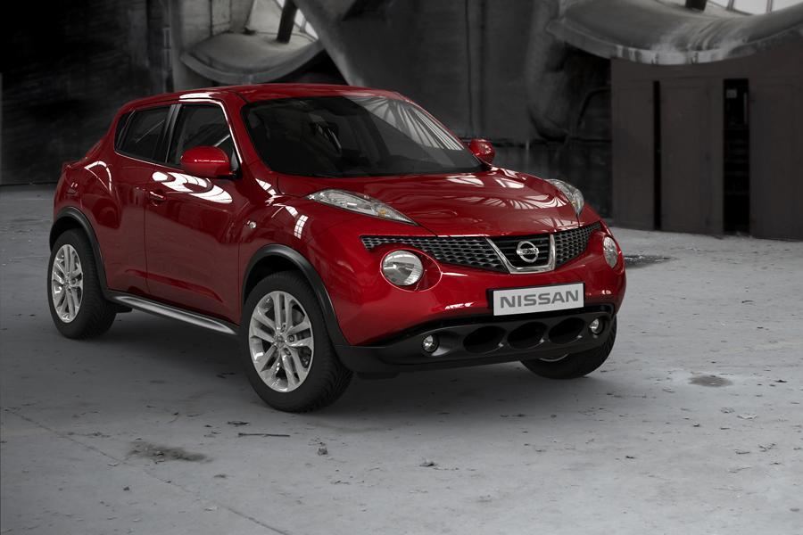 2011 Nissan Juke Photo 4 of 20