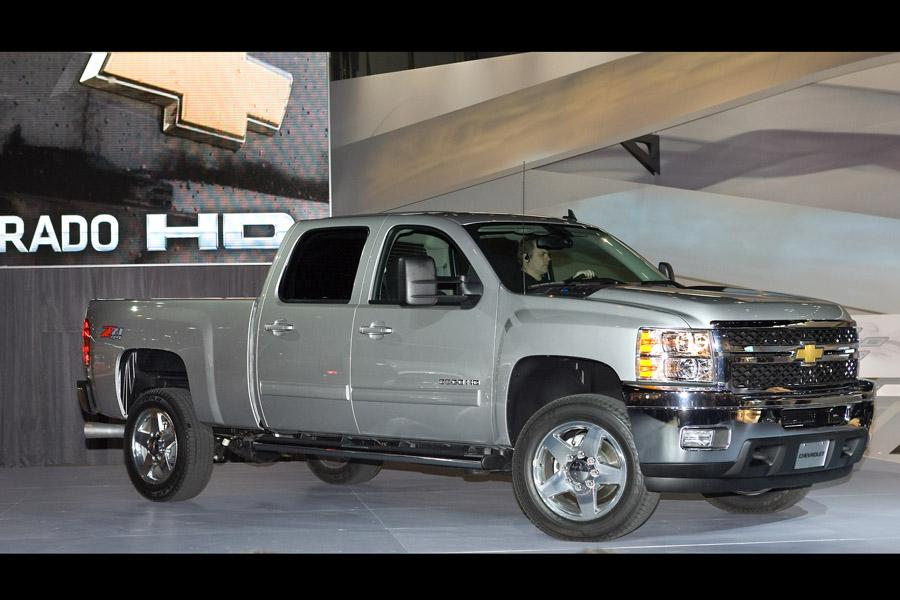 2011 Chevrolet Silverado 2500 Photo 3 of 21