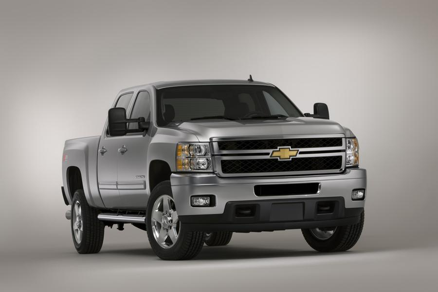 2011 Chevrolet Silverado 2500 Photo 6 of 21