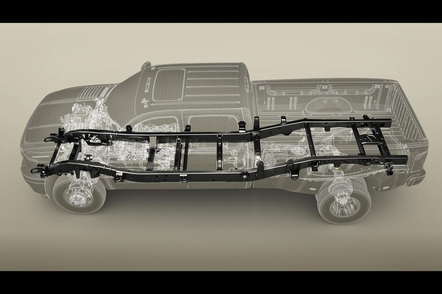 2011 Chevrolet Silverado 3500 Photo 5 of 20